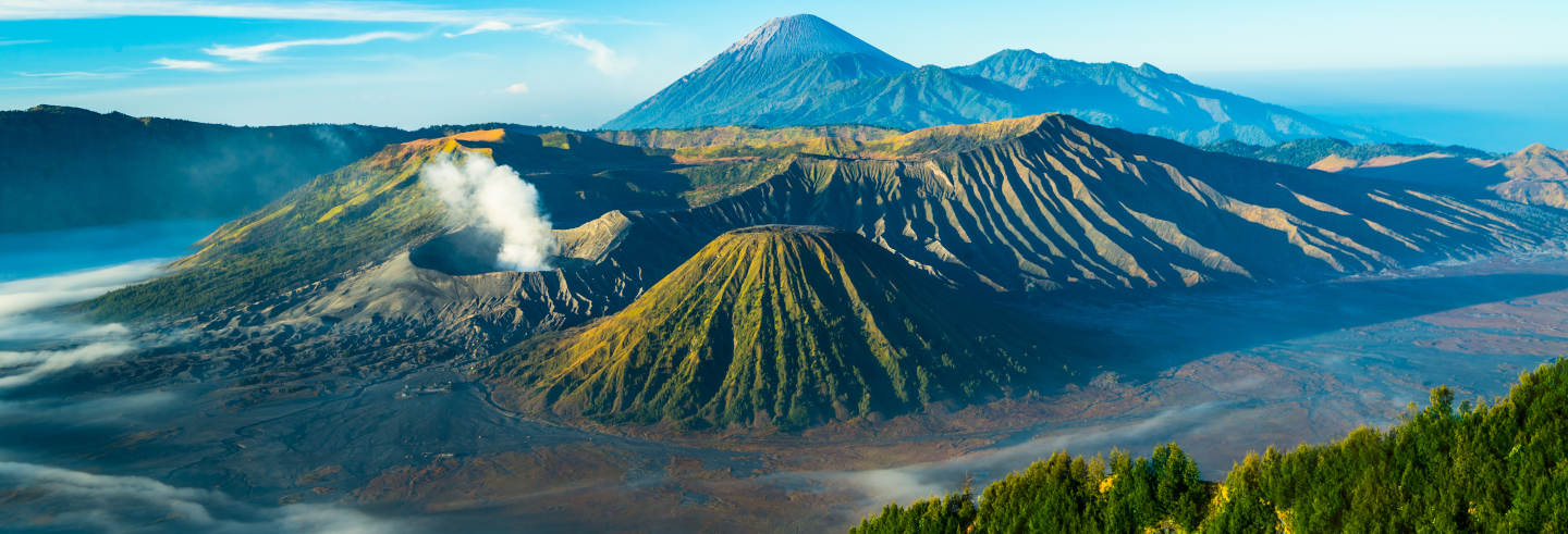 East Java 3-Day Volcano Tour to Bali