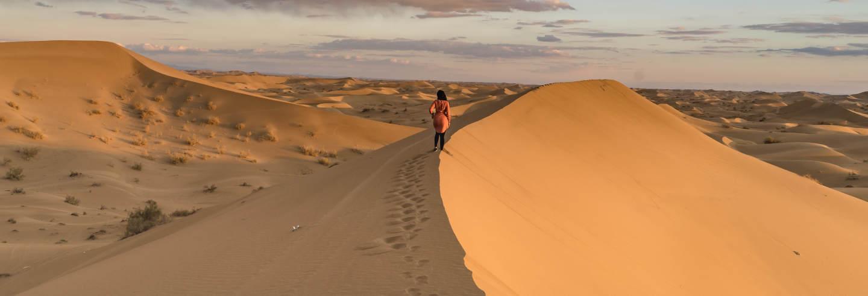 Excursión al desierto de Varzaneh