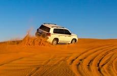 Safari nel deserto del Maranjab