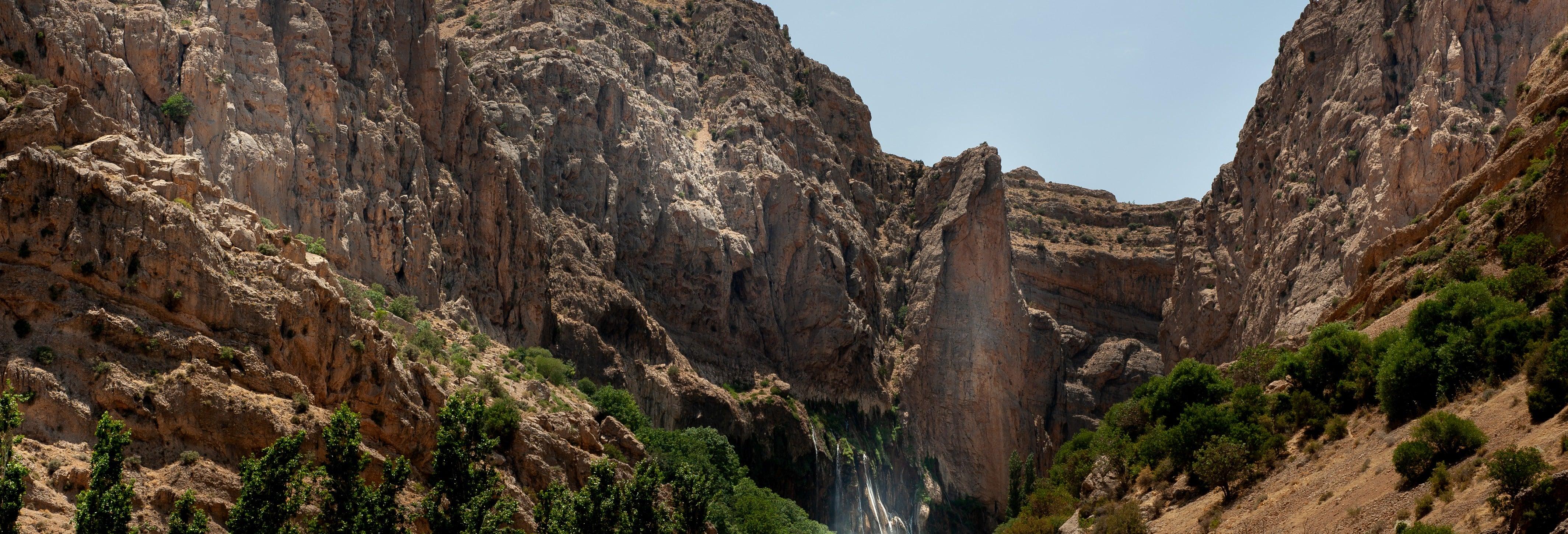 Excursão à cascata Margoon