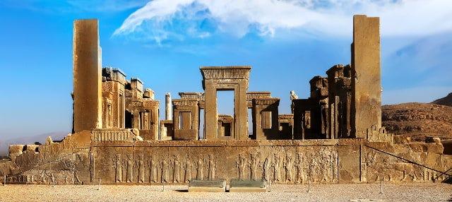 Escursione a Persepoli