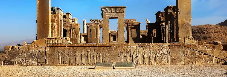Excursão a Persépolis