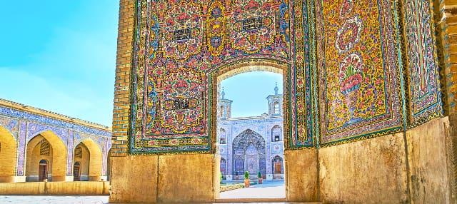 Visita guidata di Shiraz