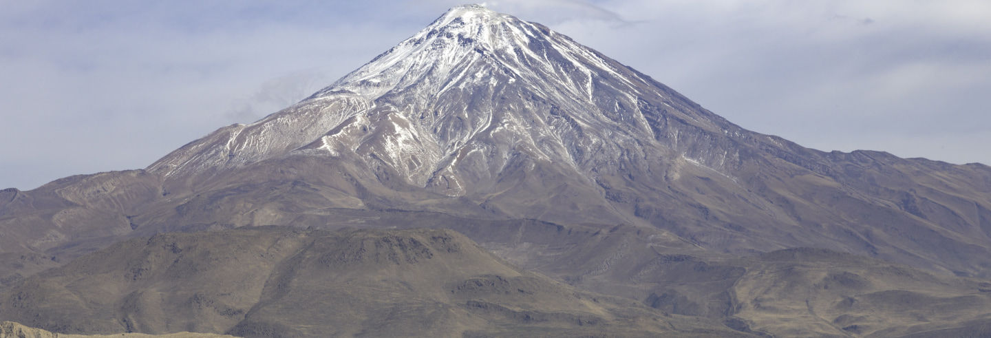 Mount Damavand Trip