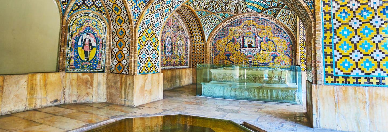 Museum Tour of Tehran
