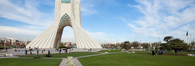 Visita guiada por Teerã