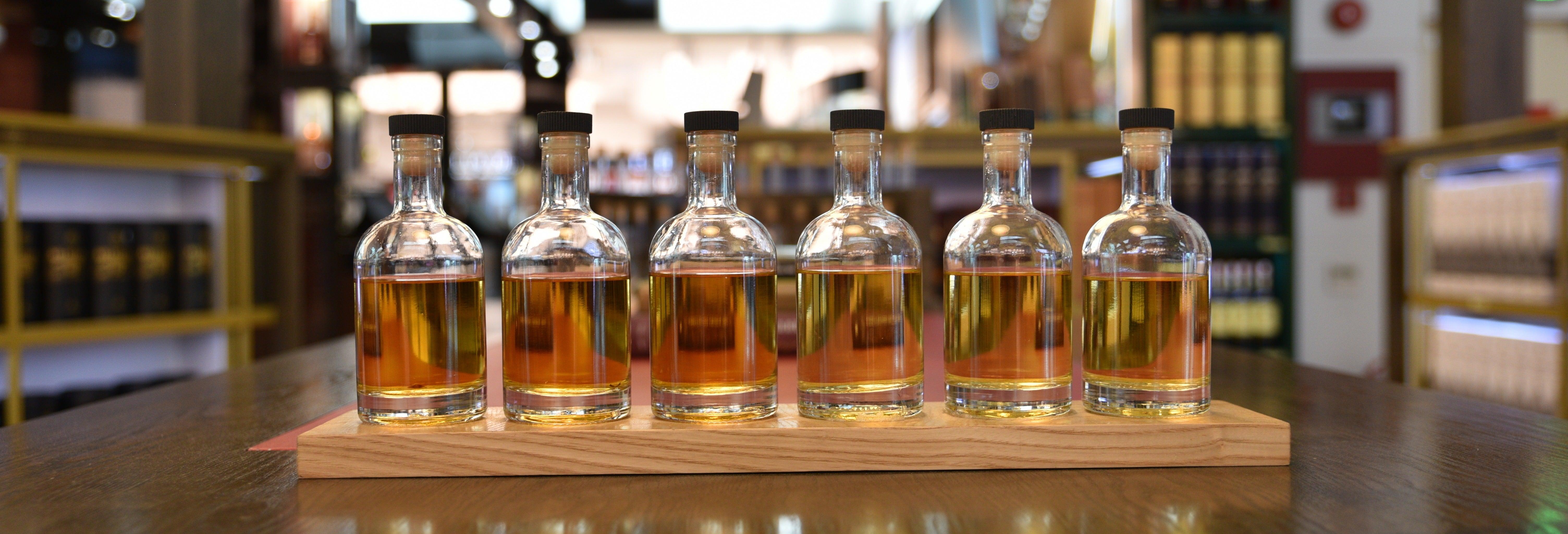 Visita a la destilería de whisky Jameson