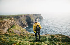 Escursione alle Scogliere di Moher e a Galway