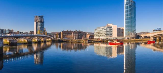 Belfast y Museo del Titanic + Calzada del Gigante