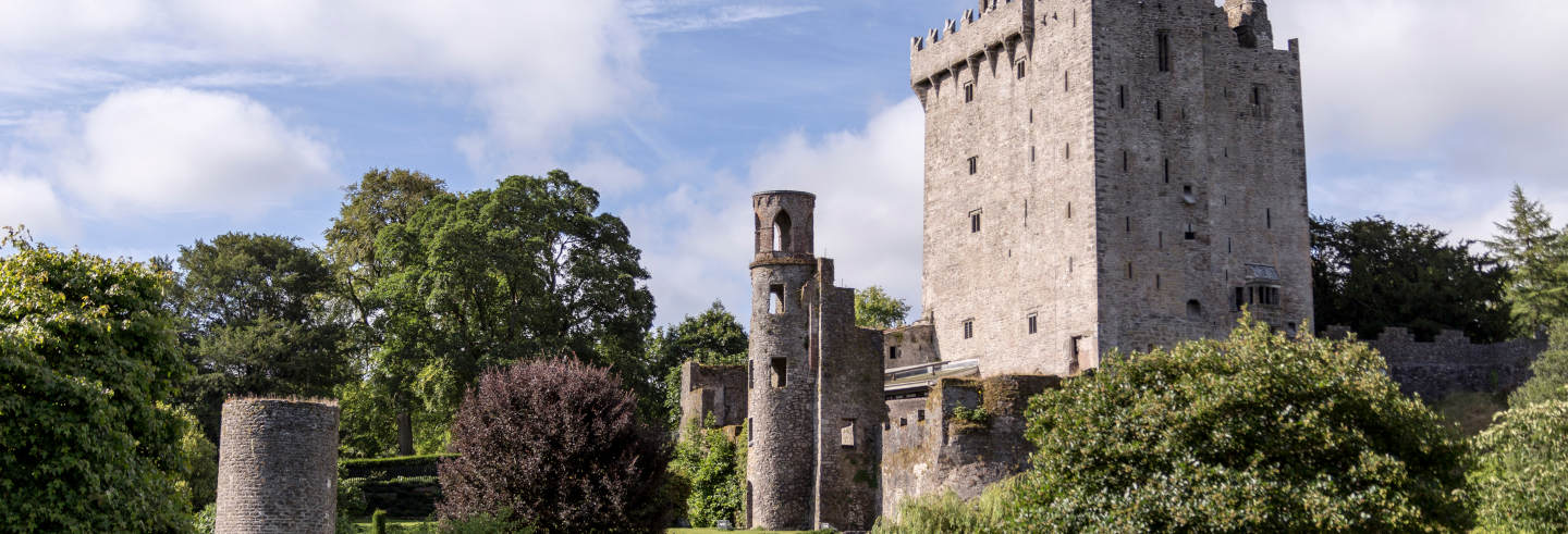 Blarney Castle & Cork Tour