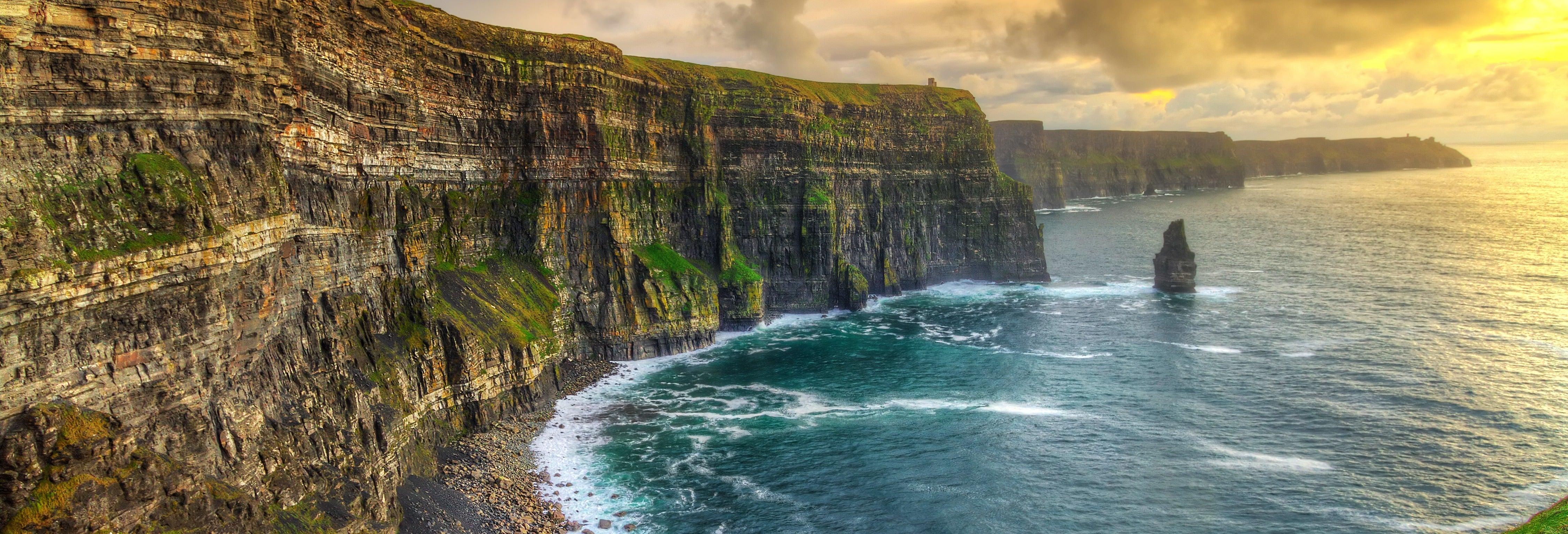 Acantilados de Moher, Castillo de Bunratty y Kinvara