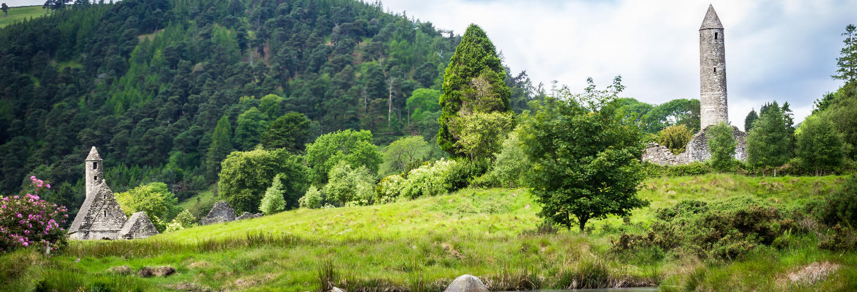 Excursión a Glendalough y Wexford