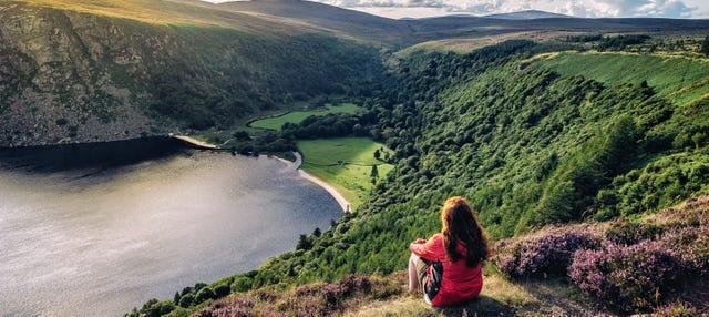 Excursión a Wicklow y Glendalough