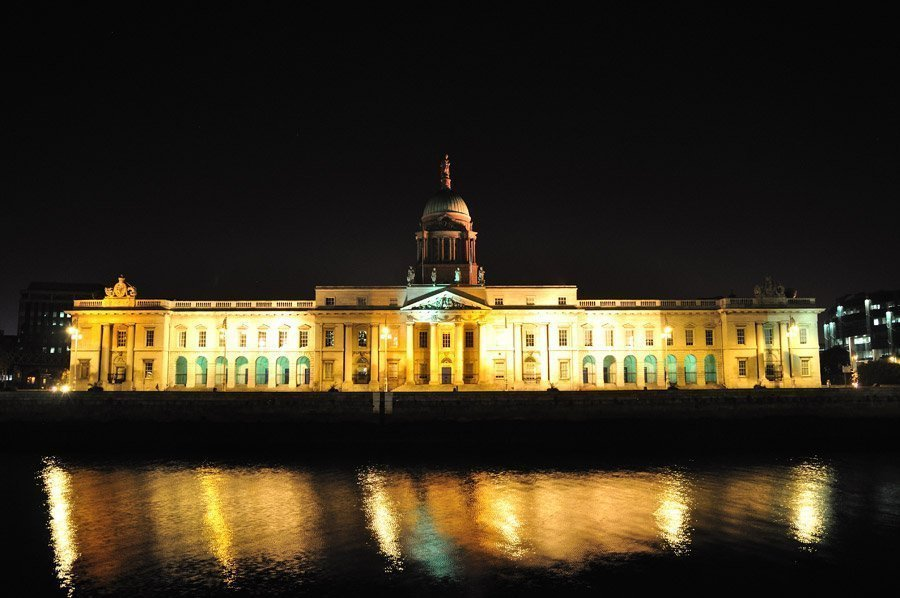 Custom House, Dublín