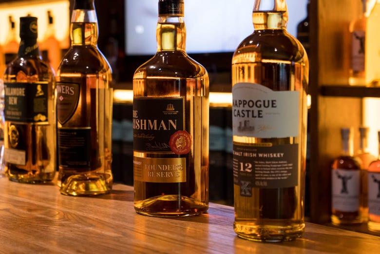 ,Museo del Whisky Irlandés,Con cata de Whisky