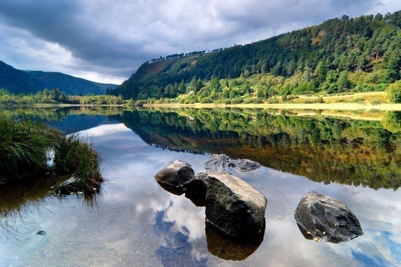 ,Excursión a Wicklow,Excursión a Glendalough,Con visita a Wicklow,Excursión a Glendalough y Wicklow
