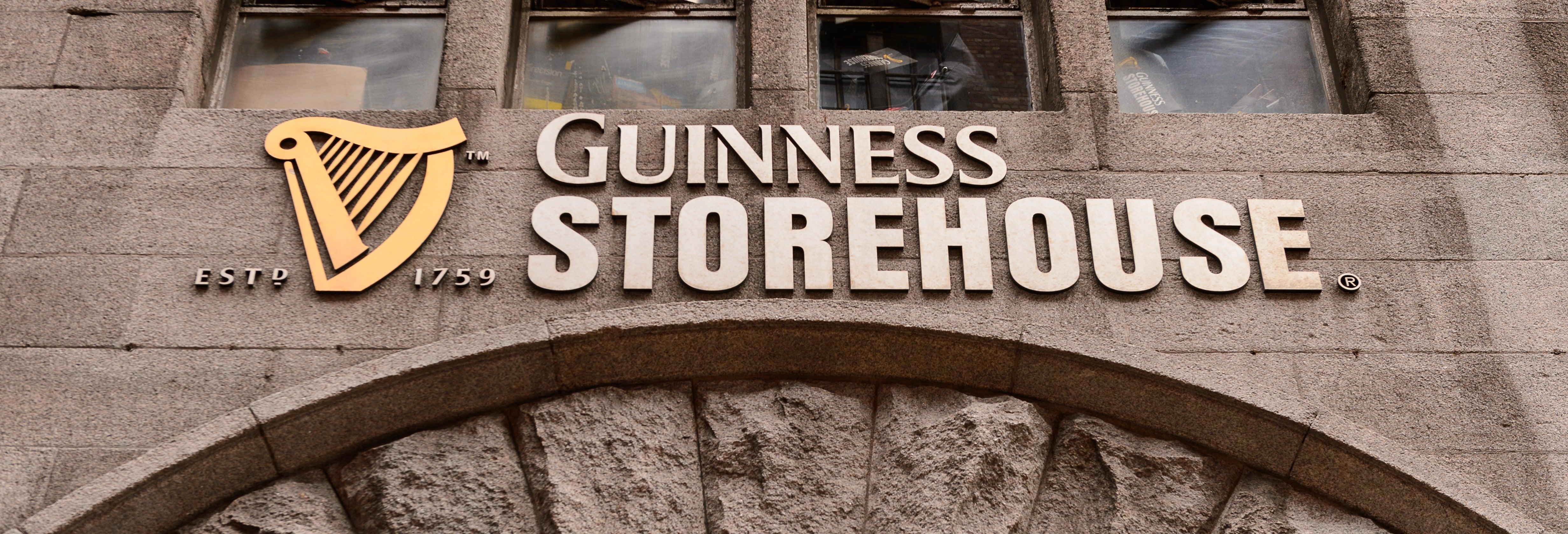 Visita guiada por la Guinness Storehouse
