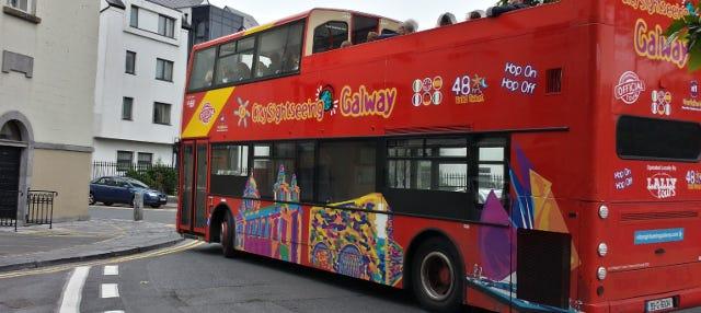Autobús turístico de Galway