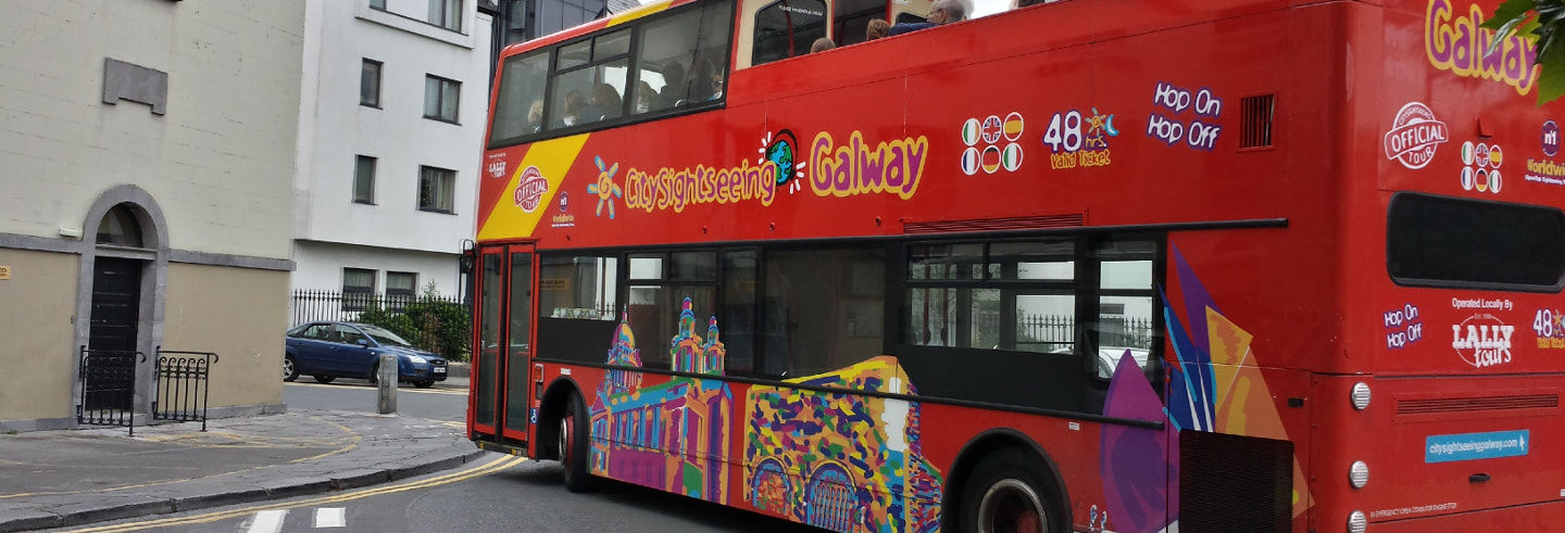 Galway Sightseeing Bus