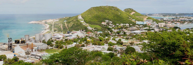 Excursión al Rainforest Adventures St Maarten para cruceros