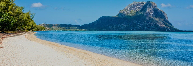 Cruzeiro pela ilha de Benitiers e Le Morne