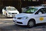 Táxi nas Ilhas Maurício