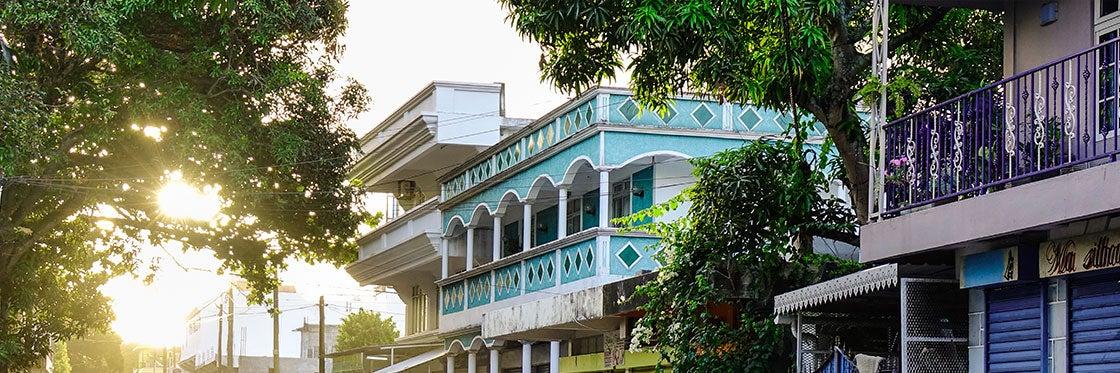 História das Ilhas Maurício