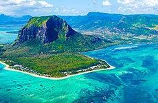 isla mauricio lugares de interes