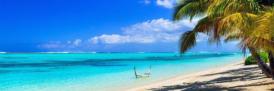 Praias das Ilhas Maurício