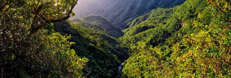 Senderismo por el Parque Nacional Gargantas del Río Negro