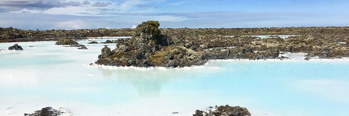 Laguna Azul de Islandia