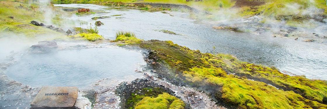 Lagoa Secreta da Islândia