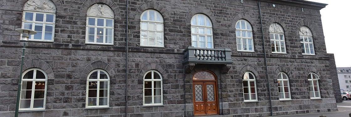 Parlement d'Islande