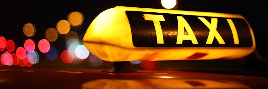 Taxi en Islande