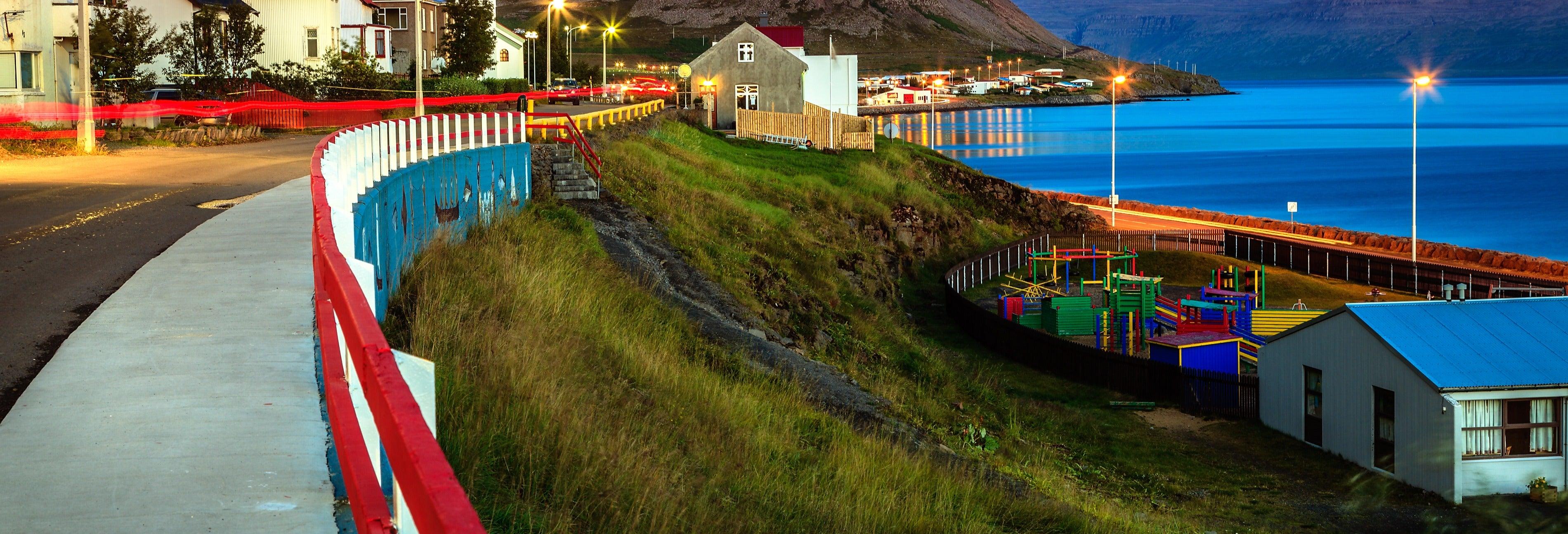 Trekking por los fiordos de Tálknafjödur y Patreksfjordur