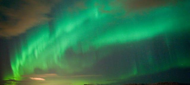 Tour de la aurora boreal