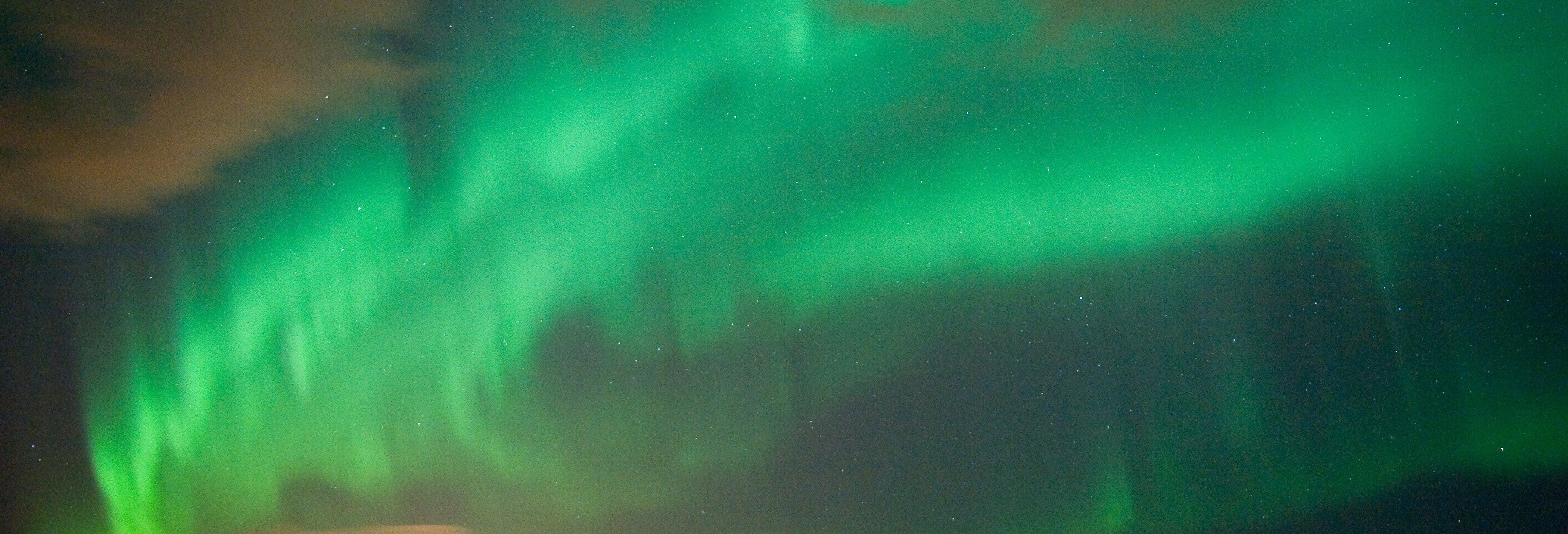 Tour da aurora boreal