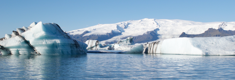 Escursione alla laguna glaciale Jökulsárlón