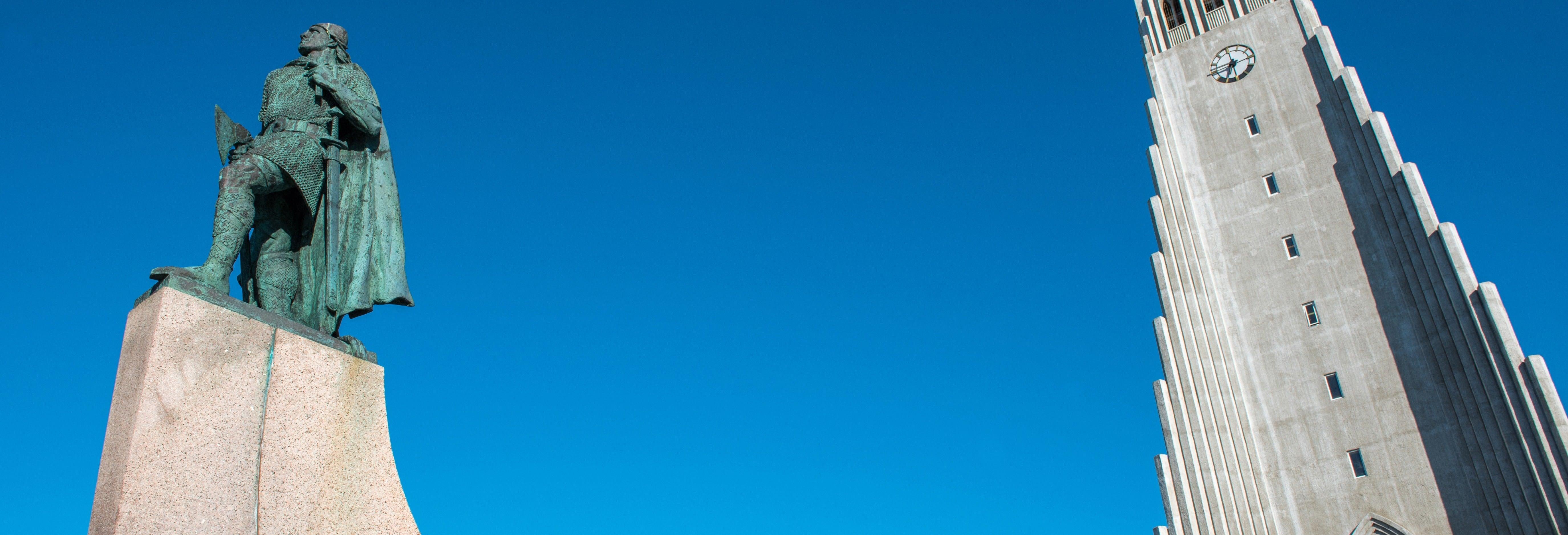 Visite panoramique dans Reykjavik