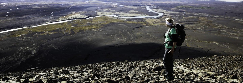 Mount Hognhofdi Hike