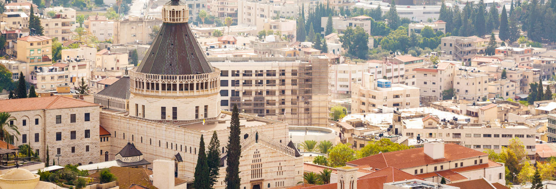 Excursión a Nazaret, Tiberíades y Galilea