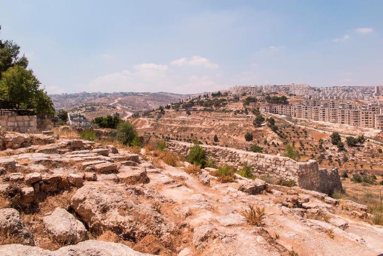 ,Excursión a Belén,Excursión a Jericó