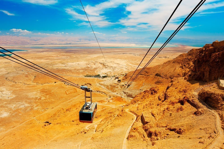 ,Excursión a Masada,Excursión a Mar Muerto