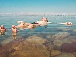 ,Excursión a Mar Muerto