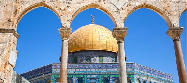 Tour por la Ciudad Santa de Jerusalén