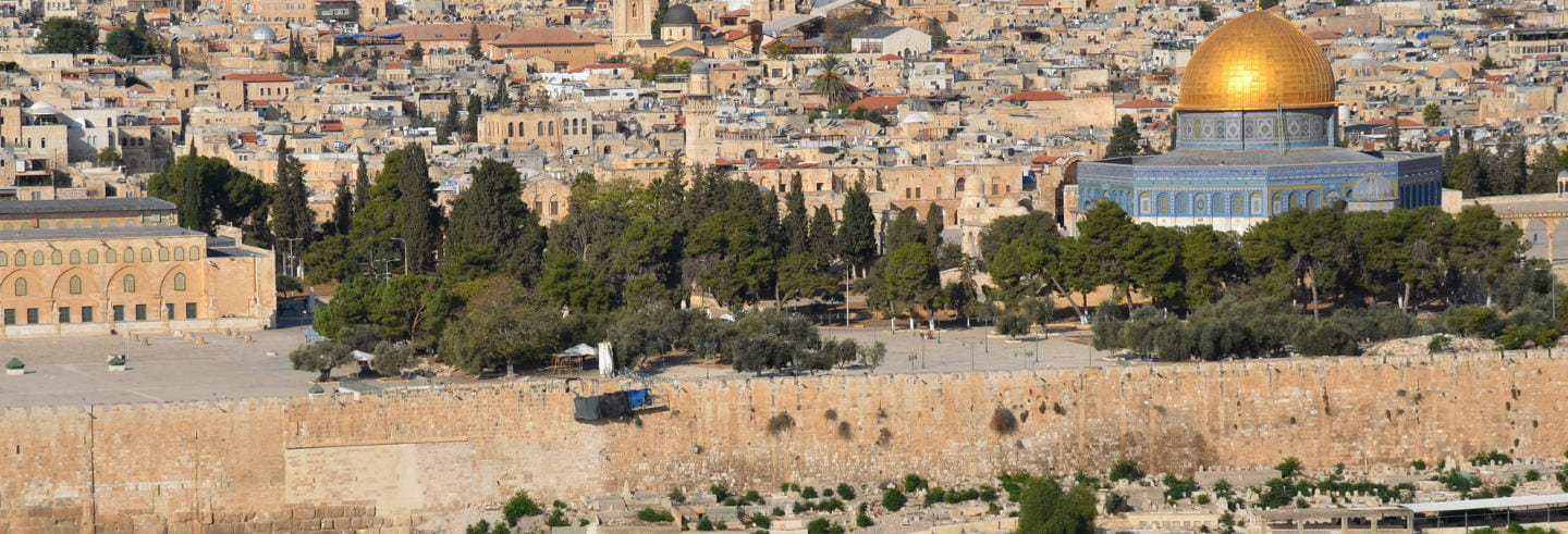 Holy City of Jerusalem Walking Tour