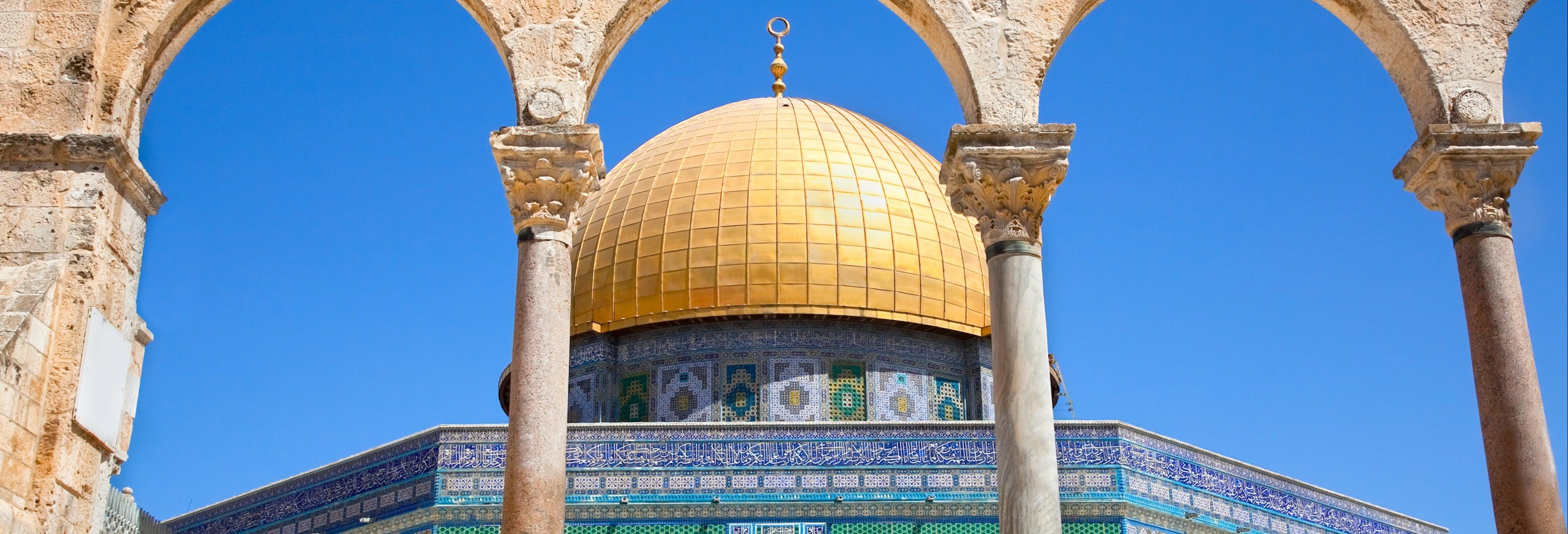 Visite de la ville sainte de Jérusalem