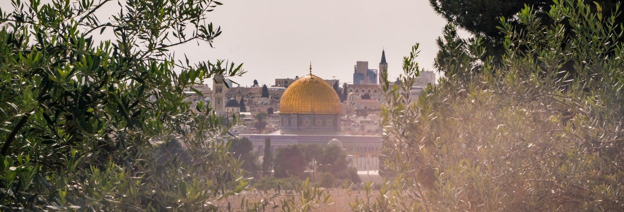 Mount of Olives Walking Tour