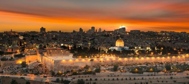 Visita guiada por Jerusalén + Belén