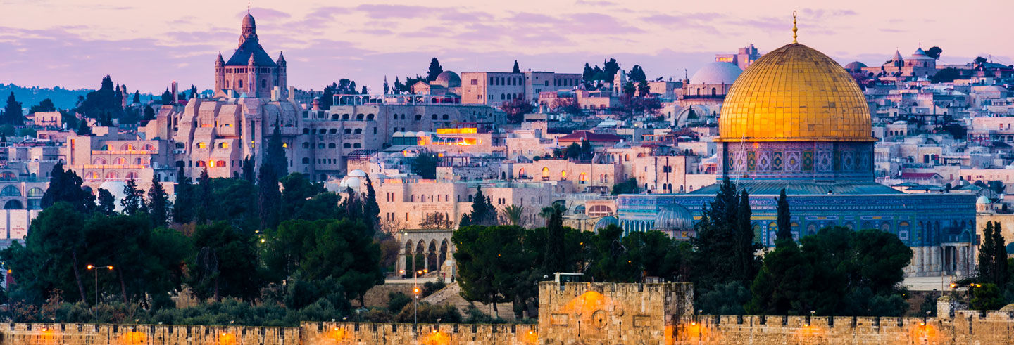 Jerusalem and Bethlehem Walking Tour